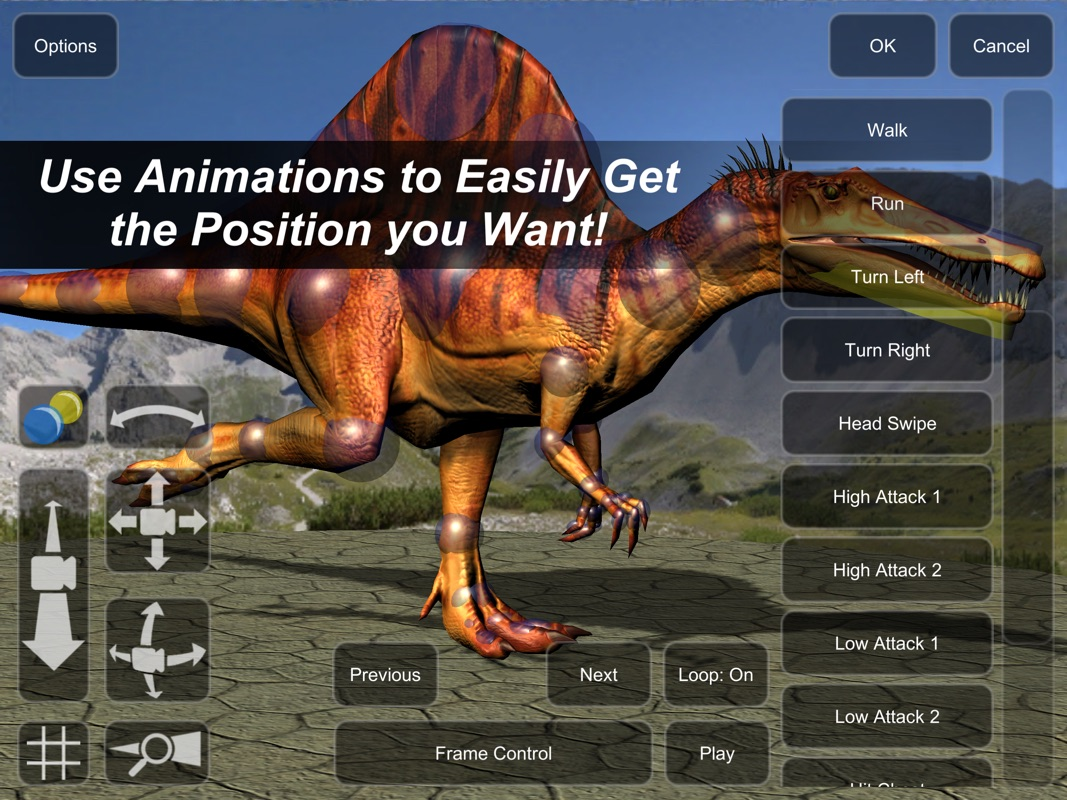 Spinosaurus Mannequin - Online Game Hack and Cheat | TryCheat com