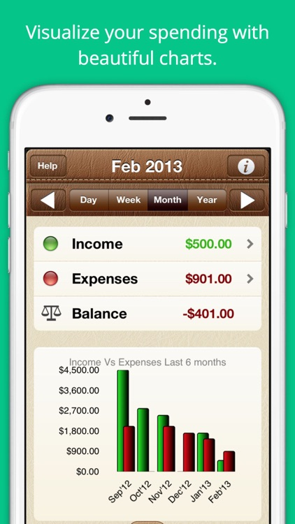 easy expense tracker pro by mobile innovations llc