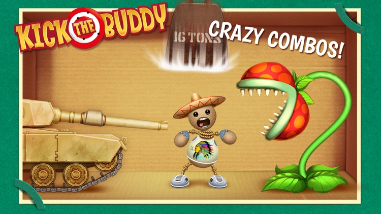 Kick the Buddy screenshot-4