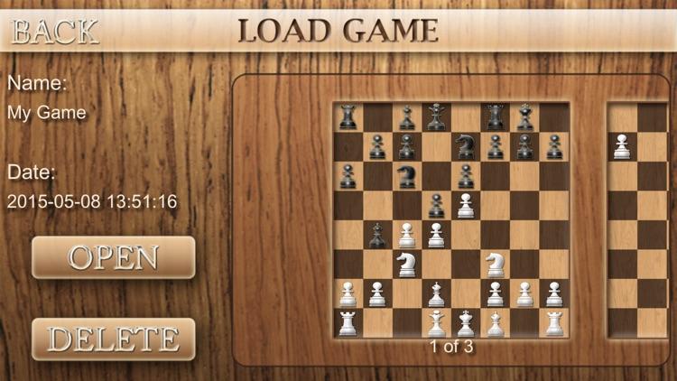 Chess Prime 3D Pro screenshot-3