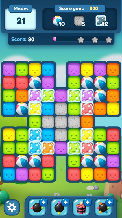Candy Block Blast Puzzle - PRO screenshot-5