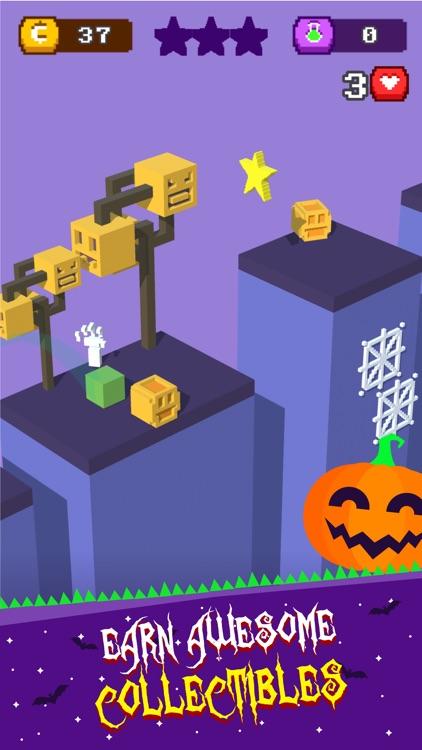 Monster Jump - Wicked Game screenshot-3