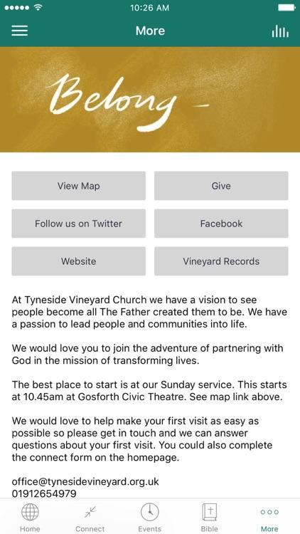 Life Vineyard Church