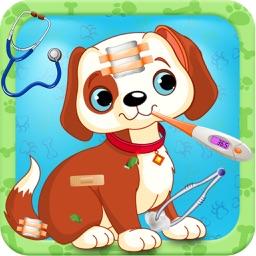 Newborn Baby Pet Care Doctor