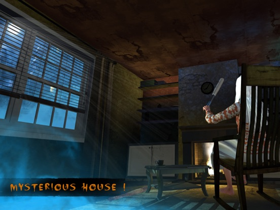 Скачать игру История дома ужасов бабушка
