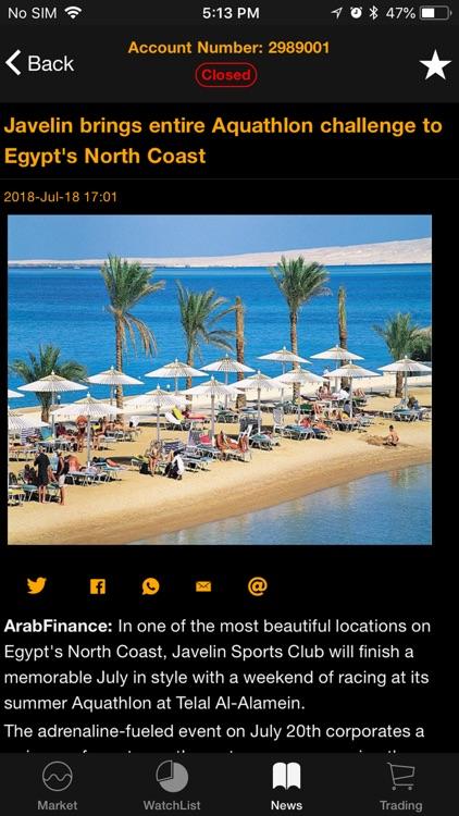 Arab Finance screenshot-5