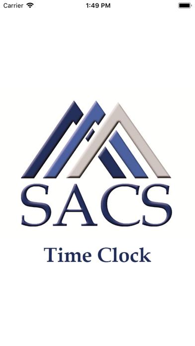 SACS Time Clock 1
