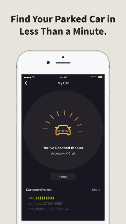 Anchor Pointer: Parked Car Finder