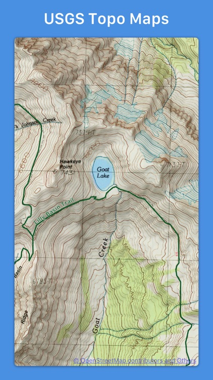 Topo Maps+ screenshot-7