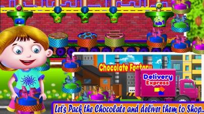 Kids Chocolate Factory : Choco Bars Chef 5