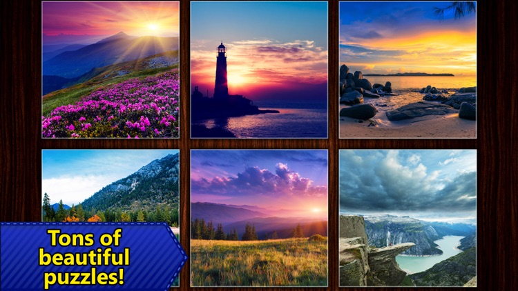 Jigsaw Puzzles Epic screenshot-1