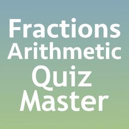 FractionArithmetic Quiz Master