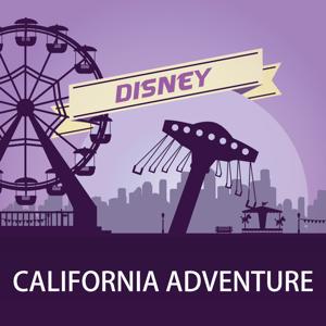 Disney California Adventure app