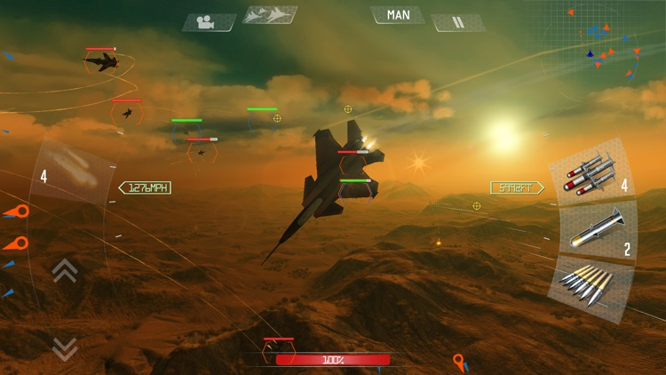 Sky Gamblers Air Supremacy screenshot-3