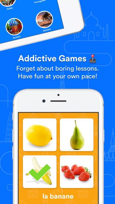 uTalk - Learn Any Language Screenshot on iOS