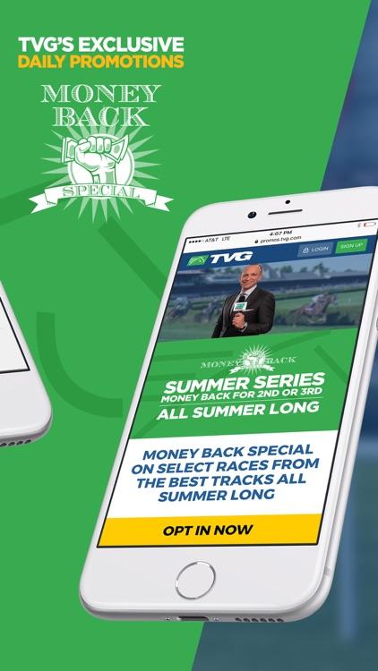 TVG - Horse Racing Betting App screenshot-4