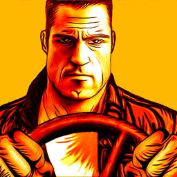 Ícone do app Amazing driver!