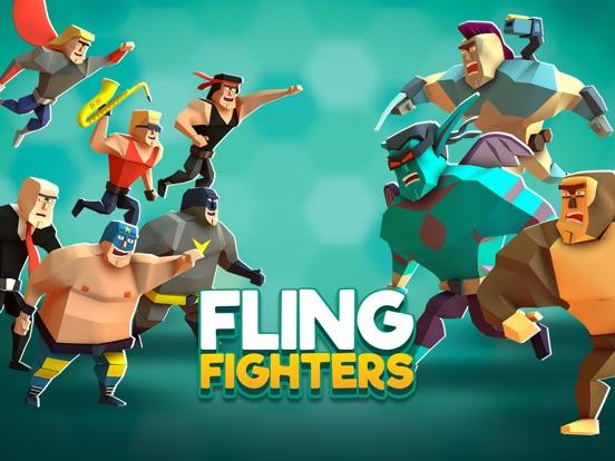 Fling Fighters screenshot 10