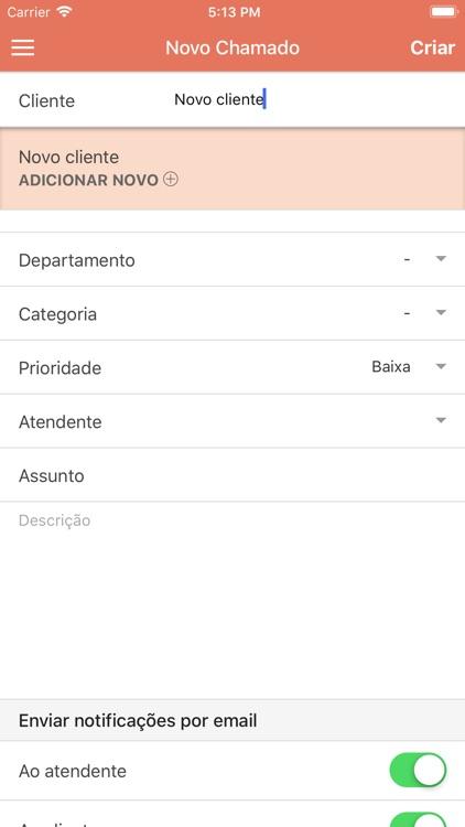 TomTicket: Help Desk screenshot-4