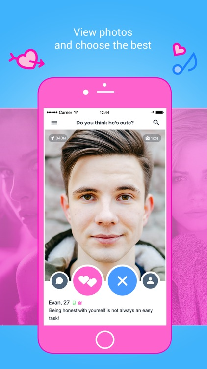 Topface - dating, meeting and chat screenshot-3