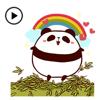 download Chubby Panda Animated Sticker