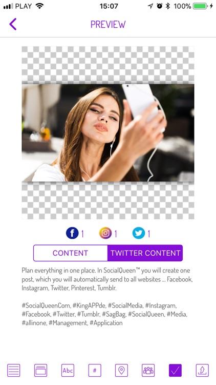 Social Queen screenshot-6
