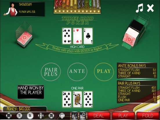 3-Card Poker screenshot 9