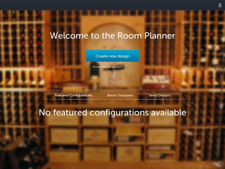 3D Room Planner by Vinotemp