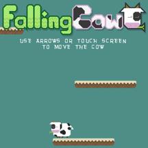 奶牛往下跳 - 热门经典冒险小游戏