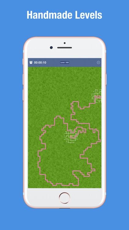 Classic Maze Game - 10000+ LVL screenshot-8