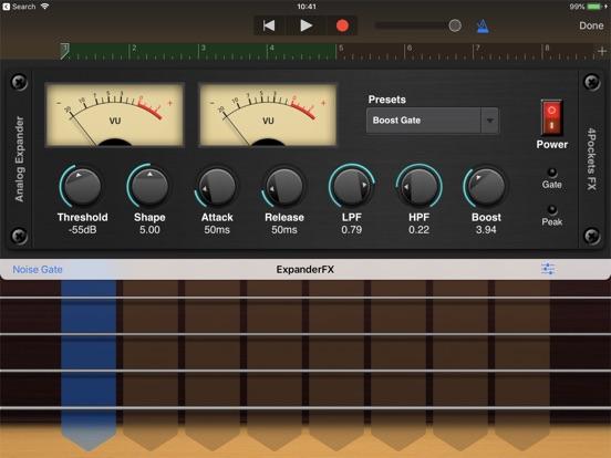 Audio Expander AUv3 Plugin screenshot 5