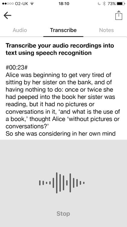 Voice Recorder (Premium) screenshot-3