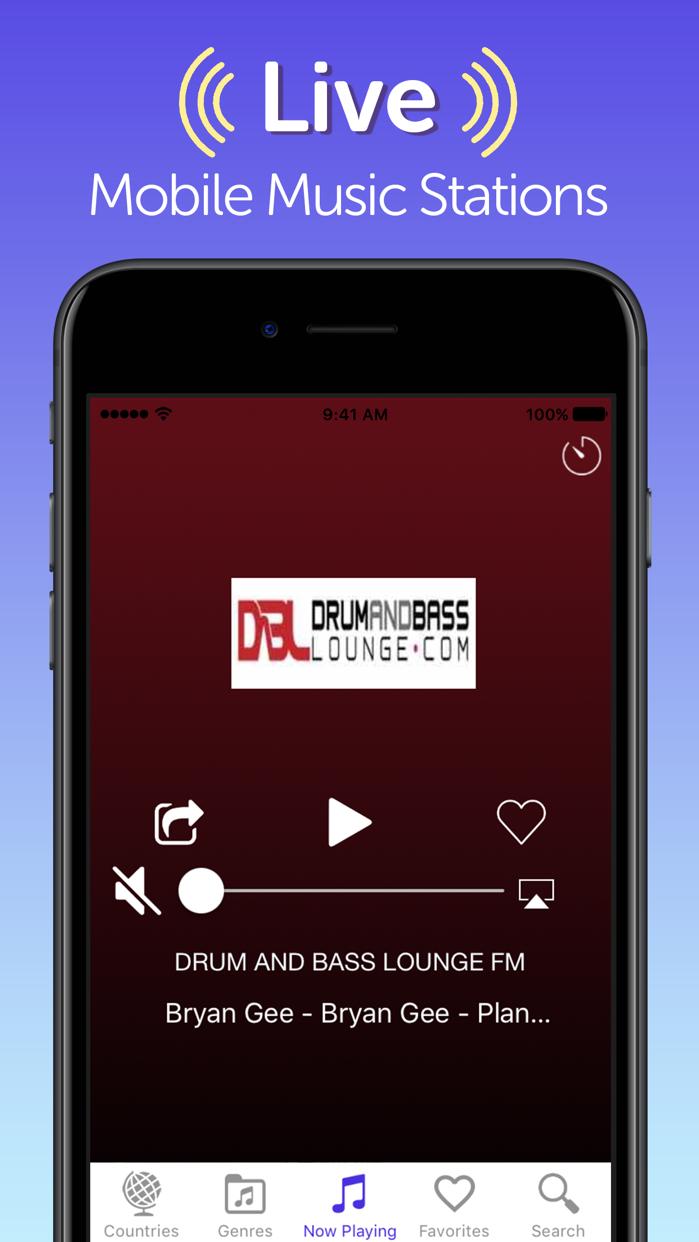 Radio FM: Music, News & Sports Screenshot