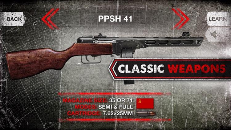 Weaphones™ WW2 Firearms Sim
