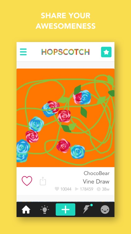 Hopscotch: Learn to Code, Make your own game screenshot-3