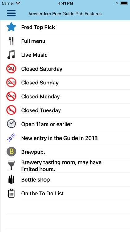 Beer Guide Amsterdam screenshot-6