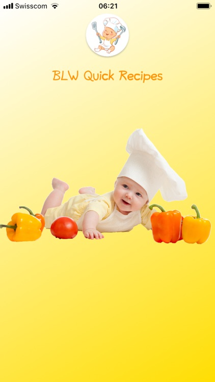Baby Led Weaning Quick Recipes screenshot-7