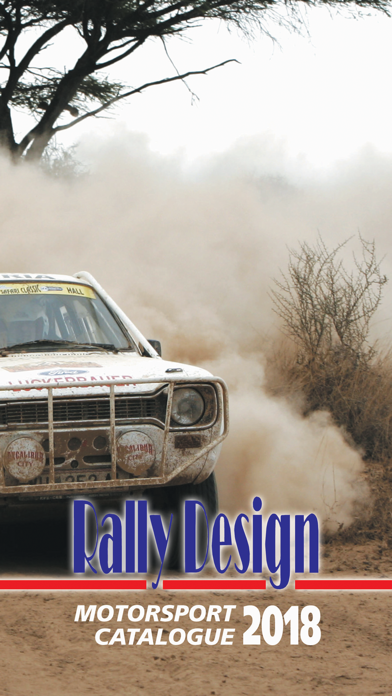 Rally Design screenshot one