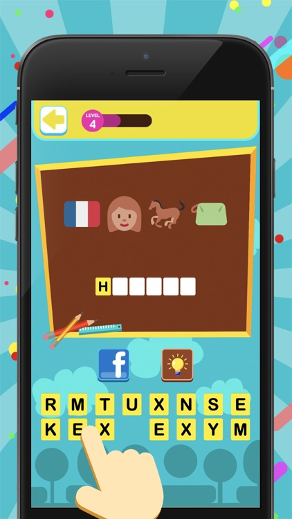 Guess Emoji – Word Game screenshot-3