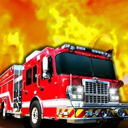 911 Fire Rescue Truck