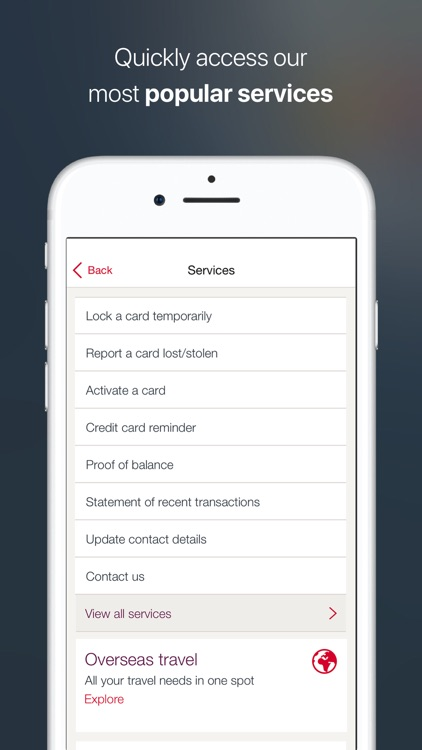 Westpac Mobile Banking screenshot-2