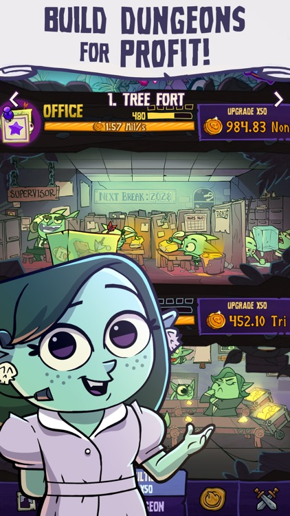 Dungeon, Inc. screenshot-0