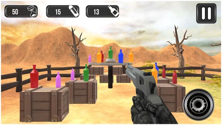 Expert Bottle Shoot 3D screenshot-4