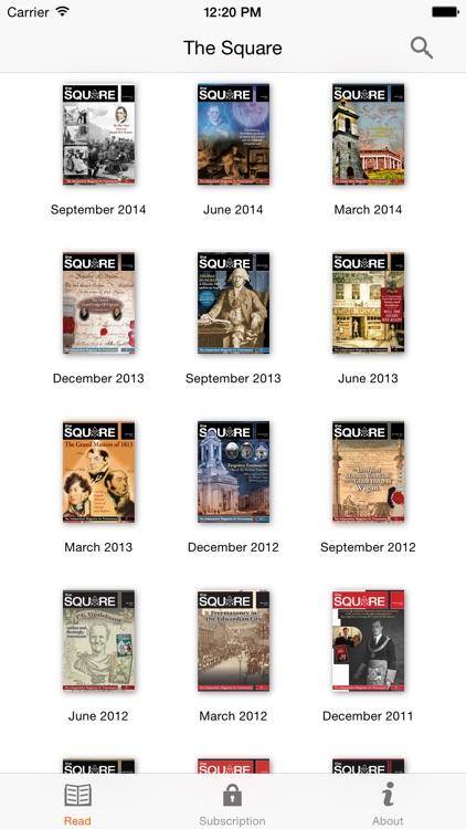 The Square Magazine