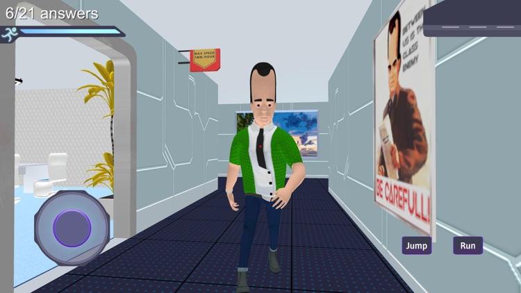 Educator 2076 - baldi's educat screenshot-5