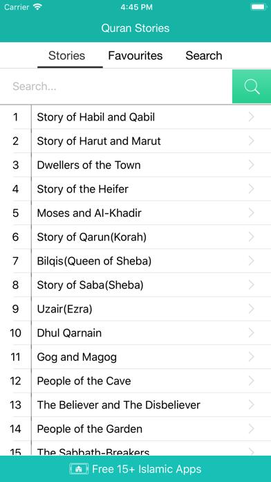 Quran Stories (Islam) by ImranQureshi com (iOS, United States