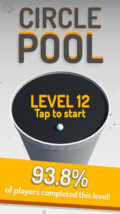 Circle Pool screenshot-4