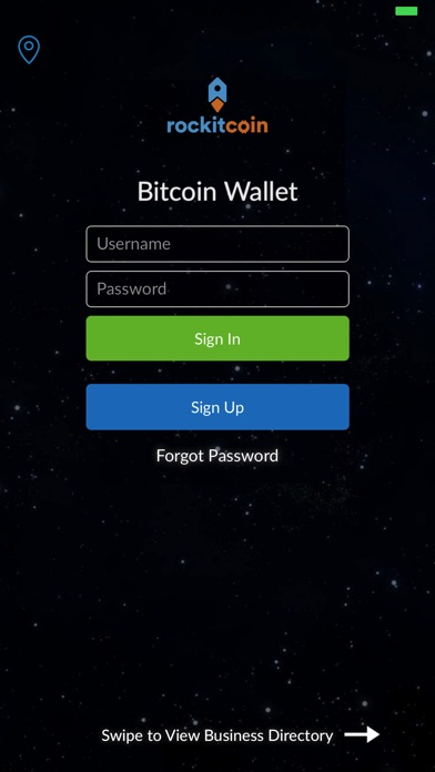 RockitCoin screenshot