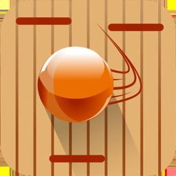 Crazy ball - Keep ball go up
