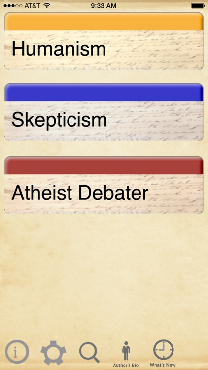 Atheist Pocket Debater